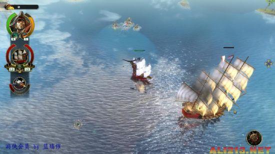 航海类策略游戏《黑湾海盗》demo版初评