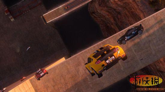 GC11:《赛道狂飙2:峡谷》最新游戏截图欣赏