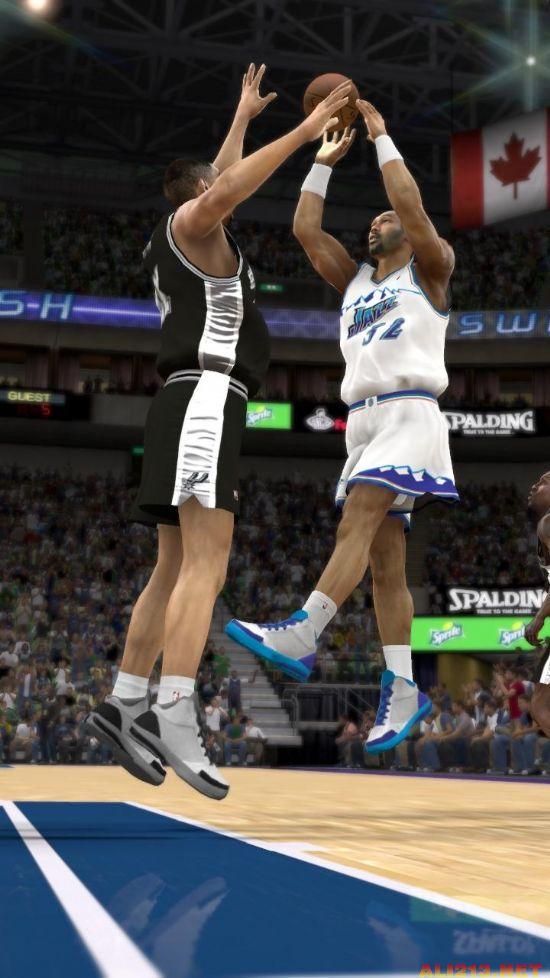 《NBA2K12》开发者小攻略 细数游戏技巧与心得(3)