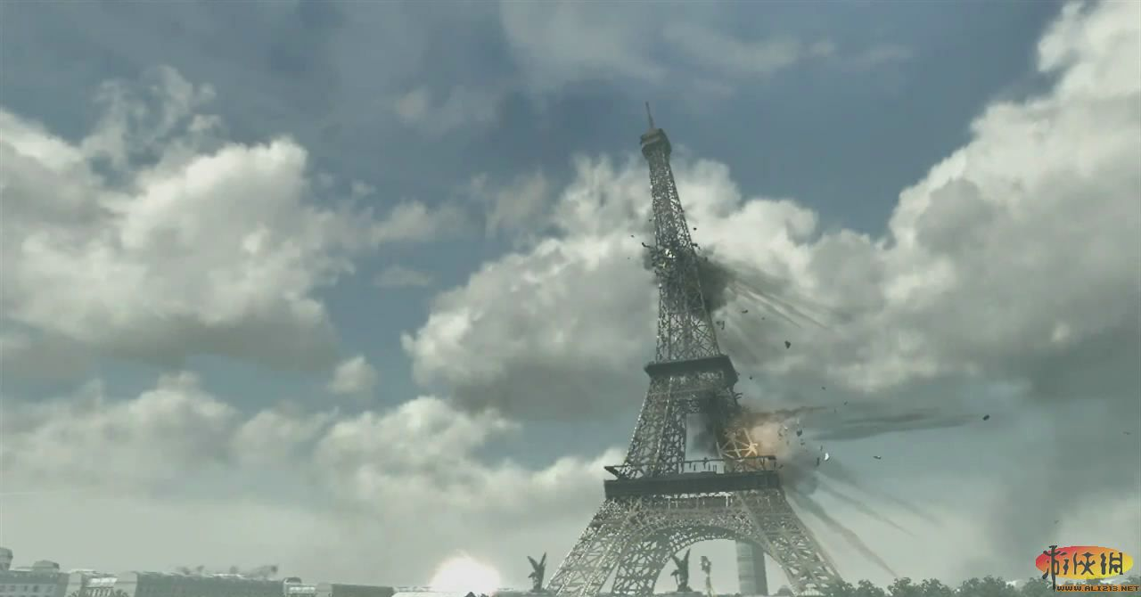 《视频游戏:现代战争3》介绍封面+召唤+v视频+双使命2参透图片