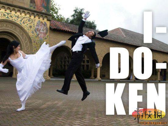游戏元素融入婚礼+国外玩家举办创意游戏婚礼