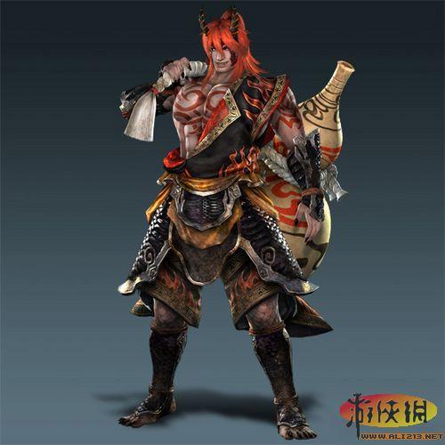 Warriors Orochi 4 All Female Characters: 《无双大蛇2》新人物确认 成无厘头大杂烩_游侠网 Ali213.net