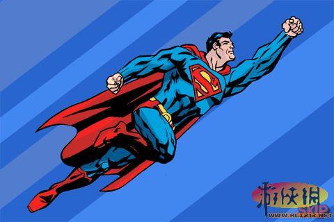 comics授权漫画改编游戏《超人》v漫画ios漫画路非的图片