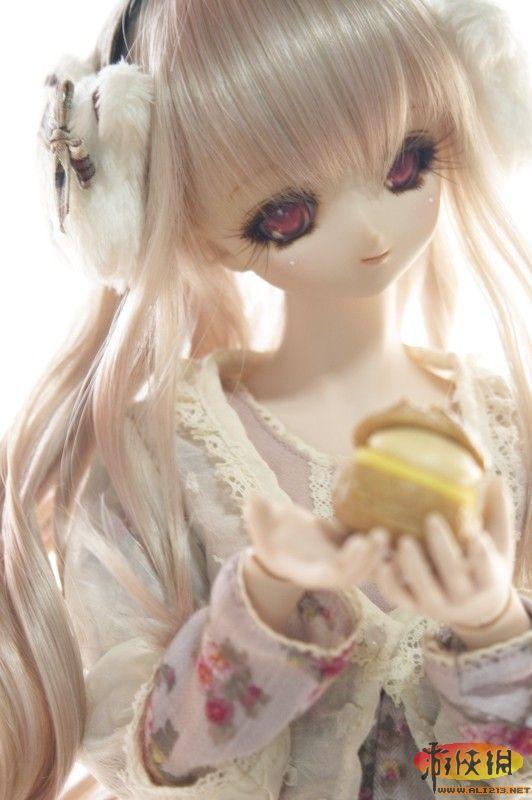 美少女娃娃养成之可爱女友