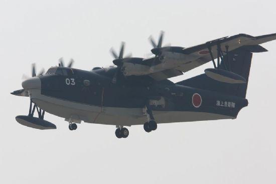 ss-3i型水陆两栖飞机