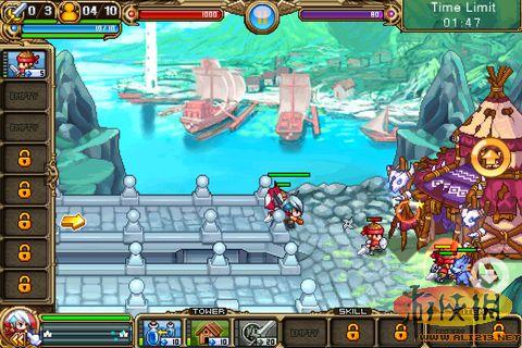 gamevil 2d塔防游戏《亚特战争》详细介绍