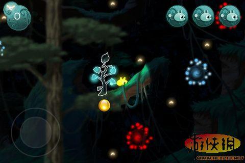可爱童话风格 动作冒险游戏《夜光精灵》试玩