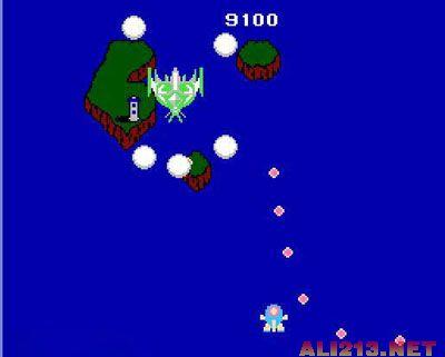 小霸王中的战斗机 fc经典飞行射击游戏盘点