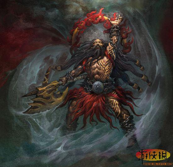 与大神们亲密接触 盘点古代神话中的上古天神