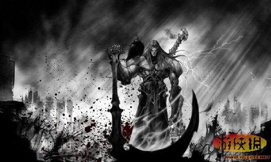 天启四角色悉数登场!《暗黑漫画》血统偶像欣粉丝漫画的骑士与图片