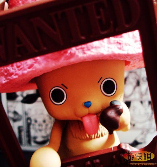 《海贼王》可爱乔巴2012情人节景品(代理版)开箱