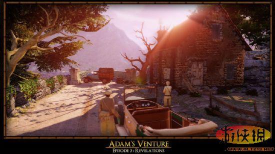 VertigoGames全新力作《亞當之歷險3》截圖
