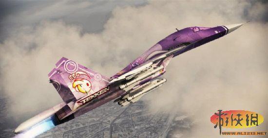 """飞机也能被""""痛""""《皇牌空战7》让你过足瘾"""