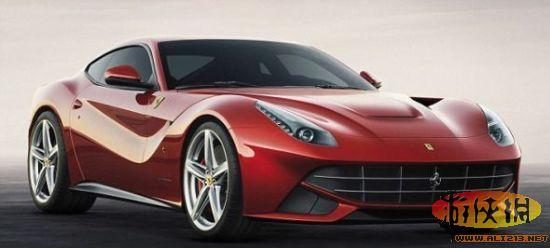 速度最快法拉利问世 时速341公里造价40万美元高清图片