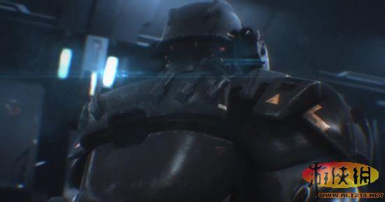 《星河战队:入侵》首支cg电影公布