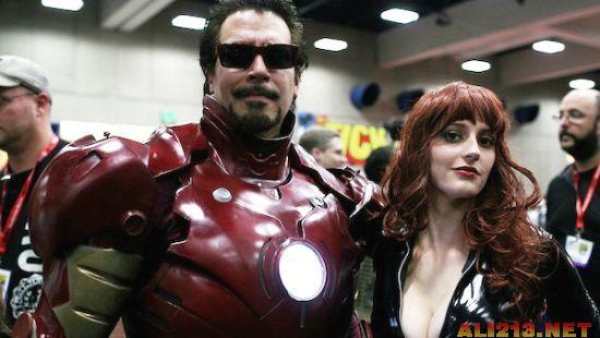最登对的cosplay情侣档 还是最佳基友组合 高清图片