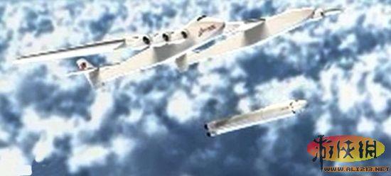 亿万富翁将造世界最大飞机机翼长度超足球场