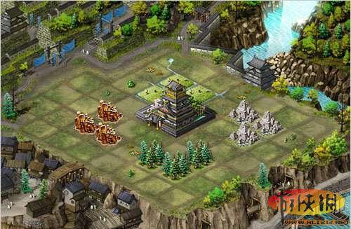 CAPCOM大热游戏《战国BASARA》将推出网页游戏
