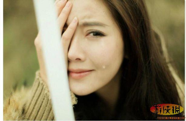 别让心爱的女人流泪!最最让男生受不了的表情