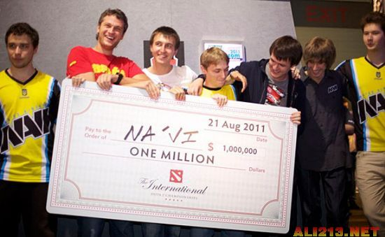 Valve宣布2012年 Dota 2 争霸战正式开启