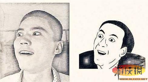 表情帝驾到漫画丝演绎表情暴走蘑菇表情图小真人包男女头图片