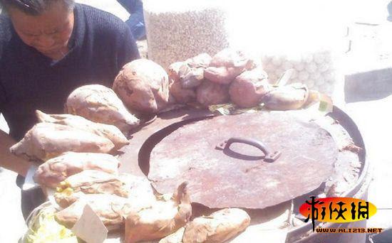 罪状揭露:化工油桶改当烤炉烤红薯