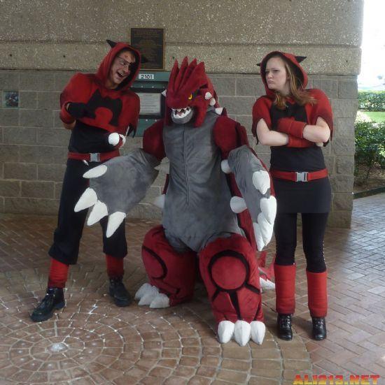 Dating a team magma grunt comics
