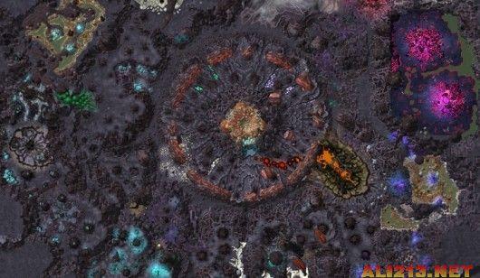 国外一游戏开发者用谷歌地图重制《魔兽世界》