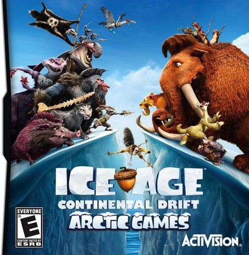 Ice Age Continental Drift Arctic Games crack