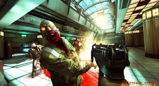 unity引擎3d丧尸射击游戏《死亡扳机》体验简评