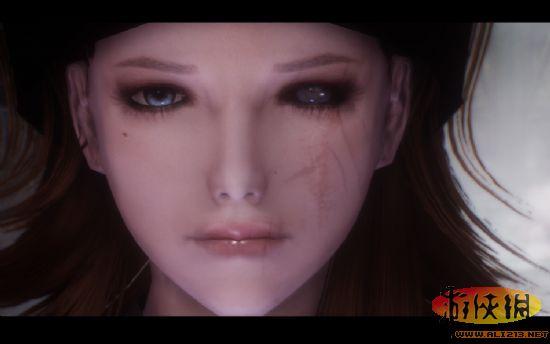 《上古美女5》mod+恐龙与美女共舞图集欣赏图卷轴体操图片