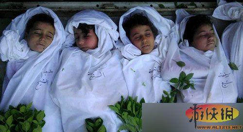 叙利亚最新战况:叙首都郊外竟发生屠杀事件