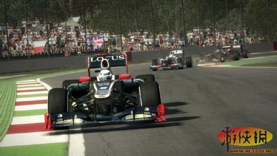 【游侠导读】今天IGN公布的评分中,这款以真实性为主打元素的赛车游戏《F1 2012》再次获得了高分---9分,前作《F1 2011》以及《F1 2011》均获得IGN8.5分好评。下面一起来看看详细内容。