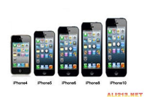 iPhone20什么的弱爆了!各款手机未来机型恶搞