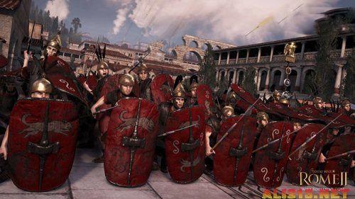 《羅馬2:全軍破敵》首份「羅馬派系」詳細情報