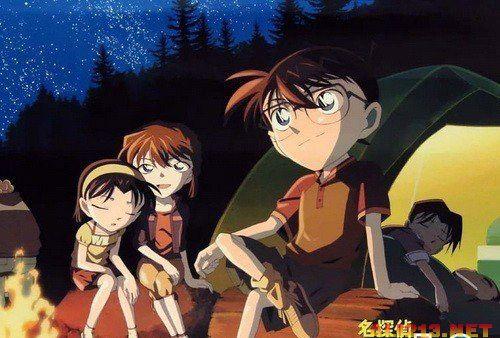 单说另外的三个正牌小学生,小岛元太,圆谷光彦,吉田步美,经常在柯南身