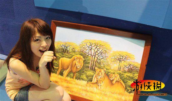 妹子不哭,站起来撸 中国首支lol女子战队解散 高清图片