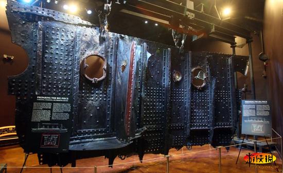 游戏 铆钉/重达17吨的部件