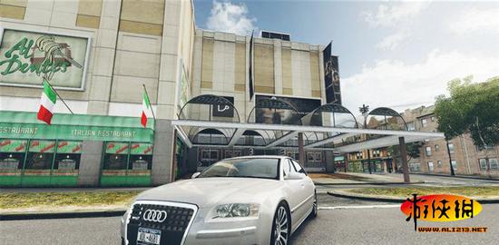 國內玩家私改《GTA4》ENB畫質MODBrando-V1