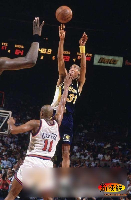 你震惊了吗 灌篮高手 中NBA球星原型揭秘图片