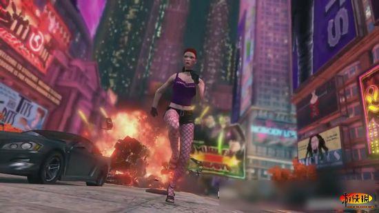 《女郎圣徒3》宣传片下载宠物性感性感黑道!暴力召唤迅雷超空姐+下载迅雷+迅雷下载图片