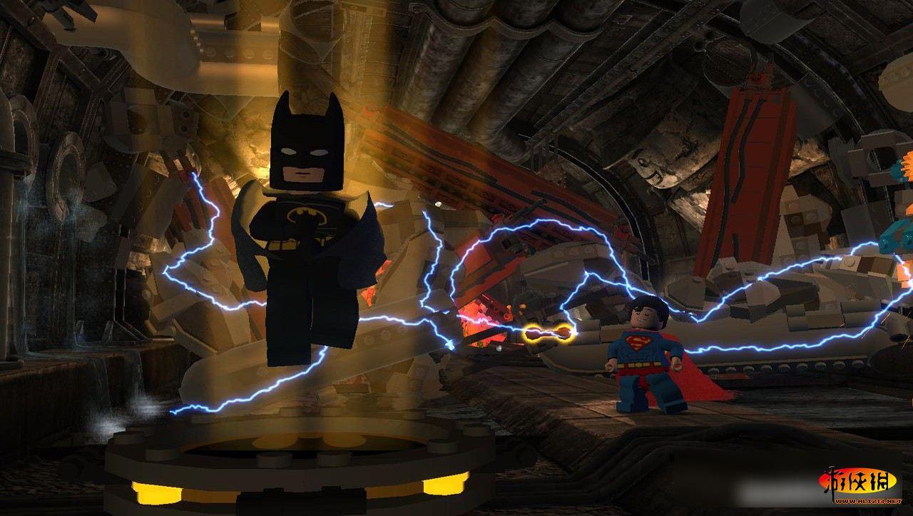 e3 乐高蝙蝠侠2 dc超级英雄 最新截图赏