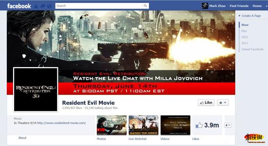 李冰冰米拉連袂抗敵《惡靈古堡5》最新宣傳片