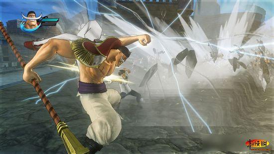 gc12:《海贼王无双》新截图公布 欧版9月发售