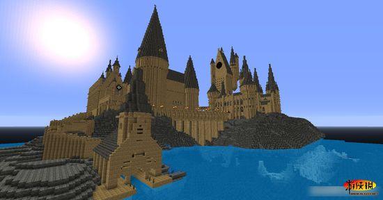 Скачать карту Хогвартс для Майнкрафт бесплатно - Карты для ...