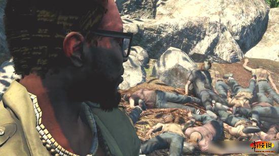 《孤岛惊魂3》限制级预告片 裸女巫师挑逗玩家