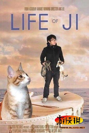 少年派的奇幻漂流记:萌猫三剑客