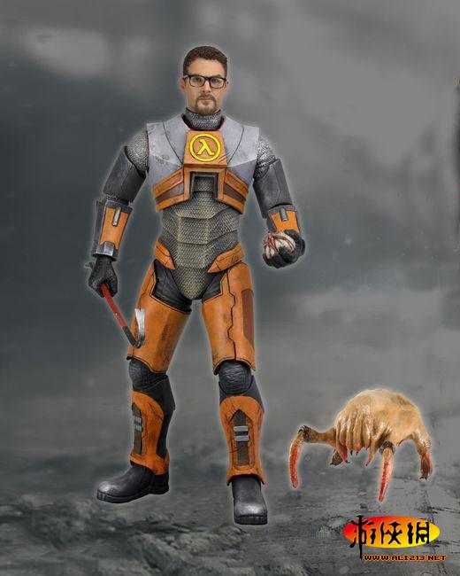 末日神器 半条命2 现实版重力枪明年发售