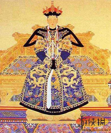 皇后/清朝第一位皇后孝慈高皇后(太祖)叶赫那拉氏孟古姐姐。不用多说,...