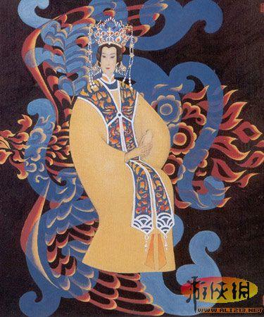 孟古/最有才能的皇后:孝庄文皇后(太宗)博尔济吉特氏布木布泰。